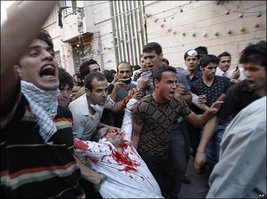 Afbeeldingsresultaat voor عکس کشته شدن در تظاهرات لرستان