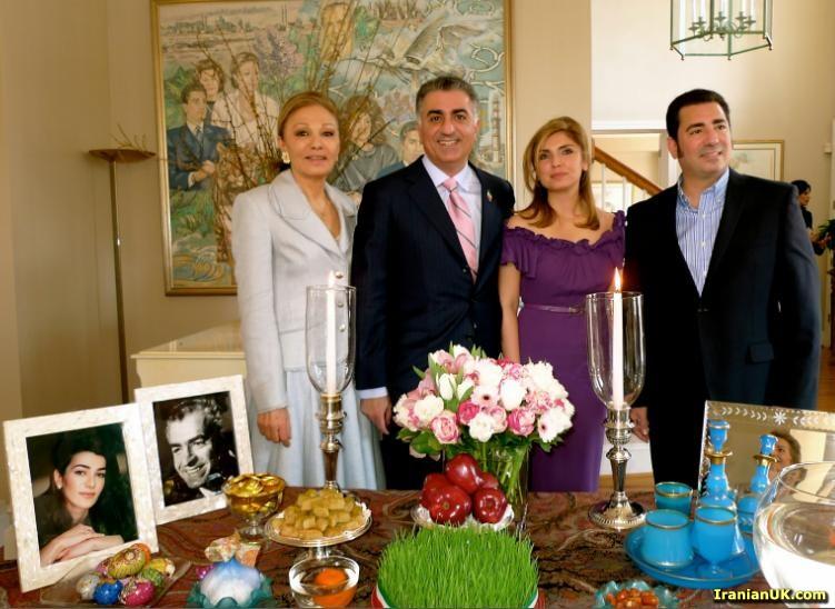 تصاویری از عید نوروز خانواده