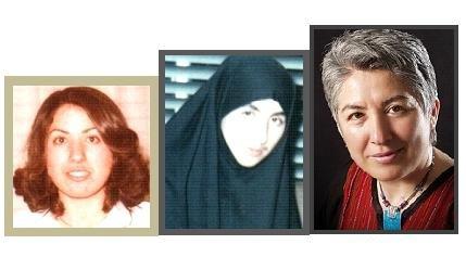 چند ایرانی عکسهای برهنه خود را در حمایت از علیاء ماجده منتشر کردند