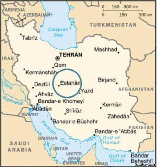 اخبار ضد و نقیض از وقوع انفجار در اصفهان