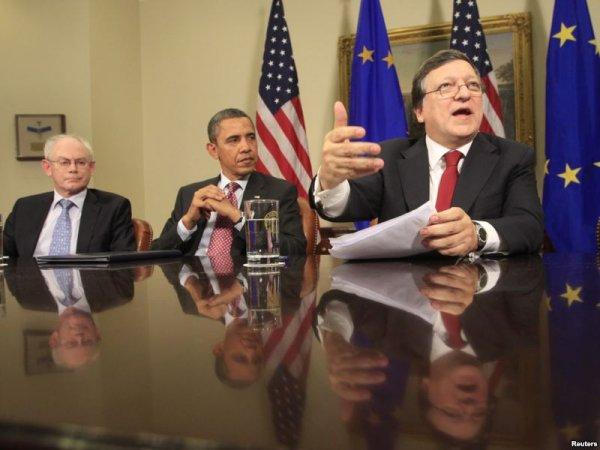 آمریکا و اتحادیه اروپا، فشار بر ایران را افزایش میدهند