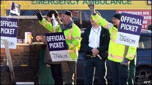 اعتصاب سراسری کارمندان بخش دولتی بریتانیا