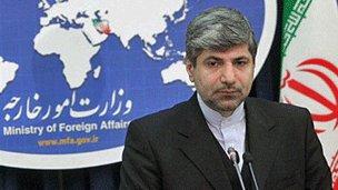 ایران به تصمیم بریتانیا به بستن سفارتخانهها  واکنش متقابل نشان می دهد