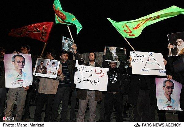 بازگشت کارکنان سفارت ایران در لندن به تهران