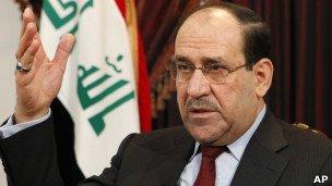 نوری مالکی: سرنگونی بشار اسد، باعث بروز جنگ داخلی میشود