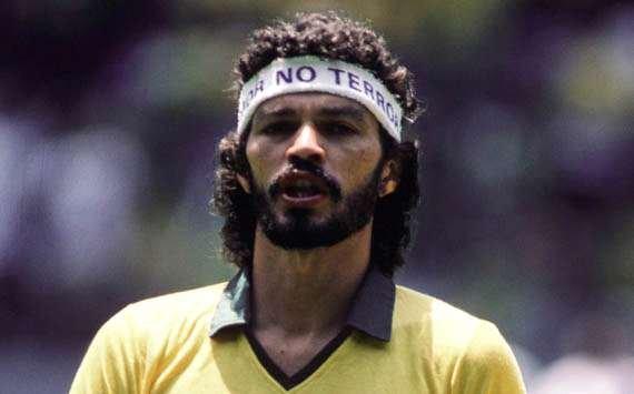 سوکراتس، ستاره فوتبال برزیل درگذشت
