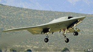 ایران یک هواپیمای بدون سرنشین آمریکایی را سرنگون کرد