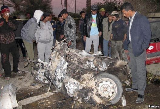انفجار چند بمب در مراسم عزاداری شیعیان در عراق