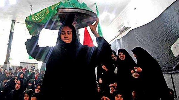 محرم در ایران در آئینه تصویر