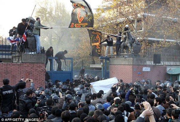 دولت انگلیس به دنبال اخذ غرامت 1 میلیون پوندی از ایران