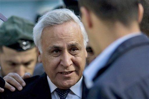 رئیس جمهوری سابق اسرائیل روانه زندان شد