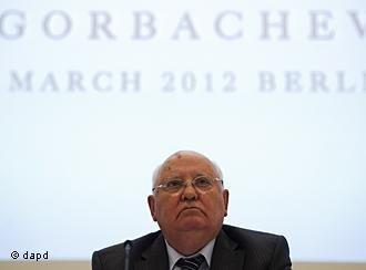 گورباچف به رهبران روسیه: انتخابات را باطل کنید