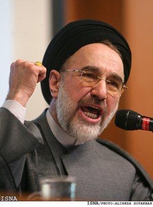 محمد خاتمی: نشانه ای از فراهم آمدن شرایط انتخابات نمی بینم