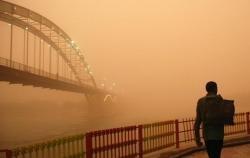 آلودگی مرگآور هوا در اهواز