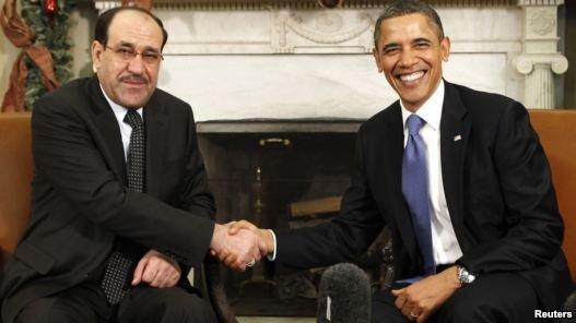 اوباما: عراق متحدی قابل اتکا برای آمریکا خواهد بود