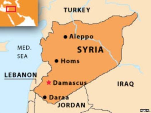 پنج مهندس ایرانی در سوریه ربوده شدند