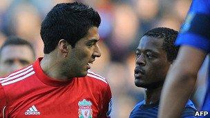 محرومیت برای بازیکن لیوروپول به علت توهین نژادپرستانه