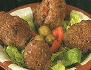 کوفته بلغور با گوشت