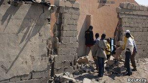 وقوع چند انفجار در روز کریسمس در کلیساهای نیجریه