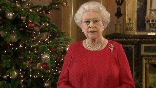 تاکید ملکه بریتانیا بر خانواده و دوستی در پیام کریسمس