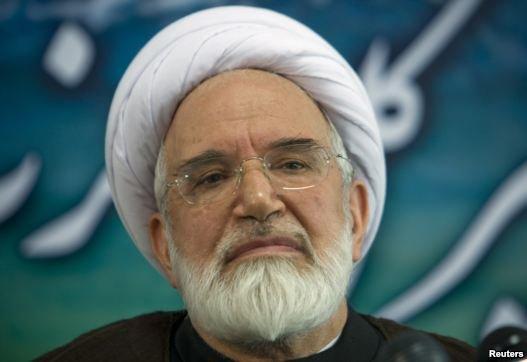 مهدی کروبی: حکومت می خواهد انتخابات فرمایشی و دستوری برگزار کند