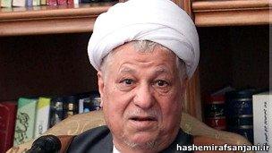 سایت هاشمی رفسنجانی مسدود شد