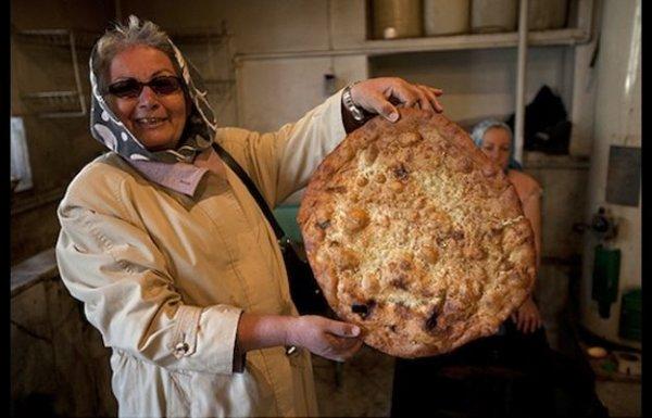 برگزاری جشن باستانی سده در کرمان 1