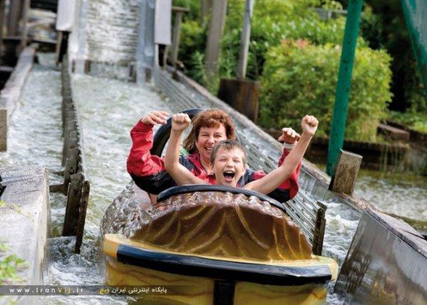 10مکان تفریحی جالب و غیرمعمول در جهان