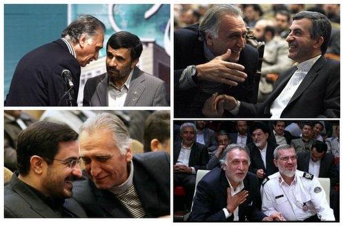 دفاع تمام قامت احمد نجفی از احمدی نژاد: وقتی زلزله شد ایشان عربستان بودند