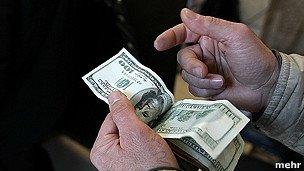 دلار در بازار ایران رکورد تاریخی زد