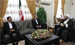 احمدی نژاد : نرخ سکه را پایین میآوریم