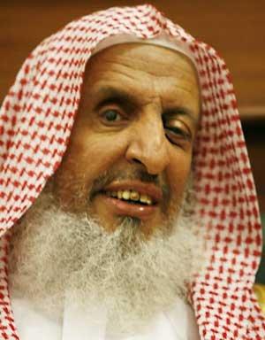 مفتی اعظم عربستان : دختران دانشجو به جای الصاق عکس،انگشت بزنند