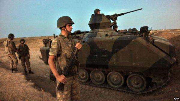ارتش ترکیه گلولهباران سوریه را از سرگرفت