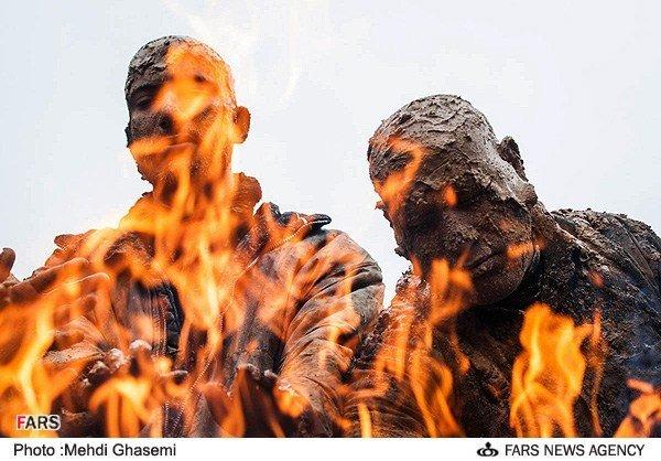 عزاداری عاشورا در ایران - 2