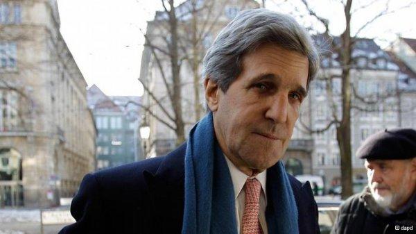 جان کری وزیر امور خارجه آمریکا میشود