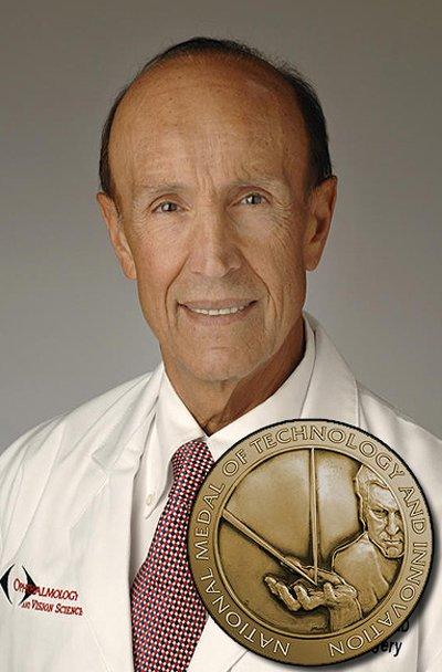 اهدای بالاترین مدال فناوری آمریکا به جراح ایرانی