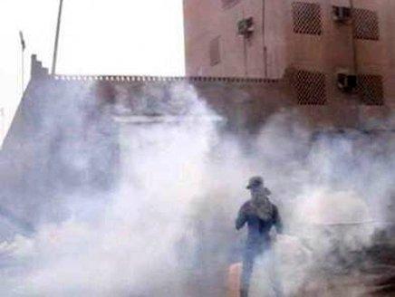 استفاده نیروهای اسد از گازهای سمی در حمص، پس از قتل عام حماه