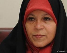 یادداشتی اعتراضی از فائزه هاشمی درباره مدیریت زندان اوین