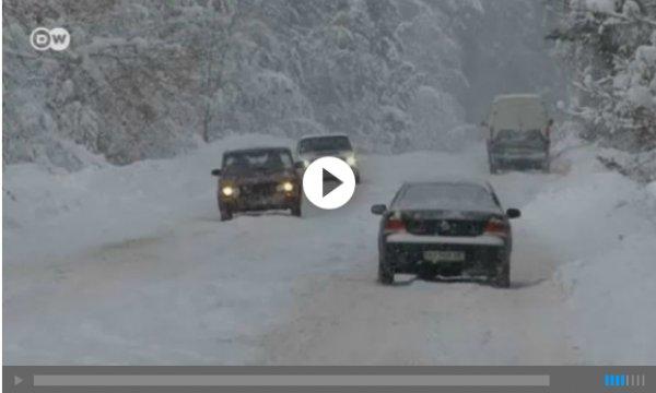 سرمای 57 درجه زیر صفر حاکم بر شرق اروپا