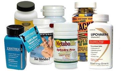 داروهای رنگارنگ لاغری