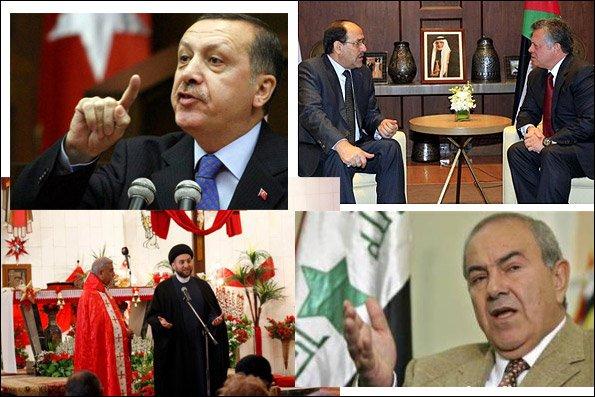 طرح اخراج سفیر ترکیه از بغداد