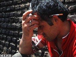 ۴۵ درصد معتادان ایرانی زیر ۳۰ سال سن دارند