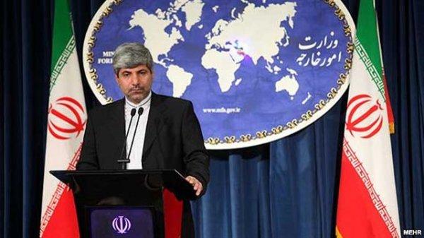 وزارت خارجه ایران جزایر سه گانه را جزو لاینفک خاک ایران دانست