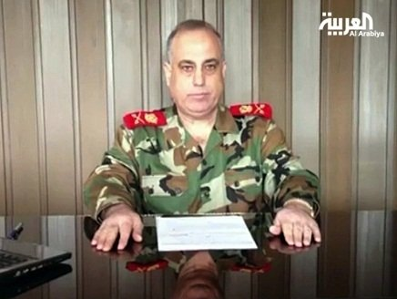رئیس پلیس نظامی سوریه از رژیم اسد جدا شد