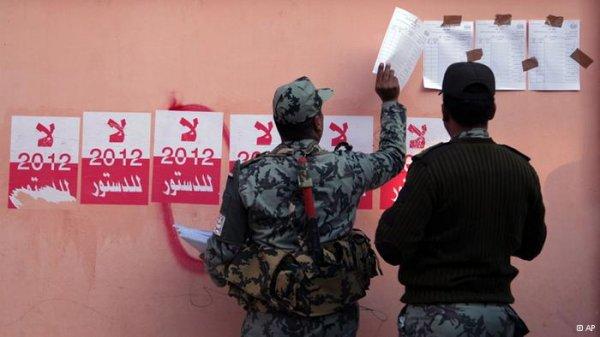 دردسرهای مصر پس از تصویب قانون اساسی جدید