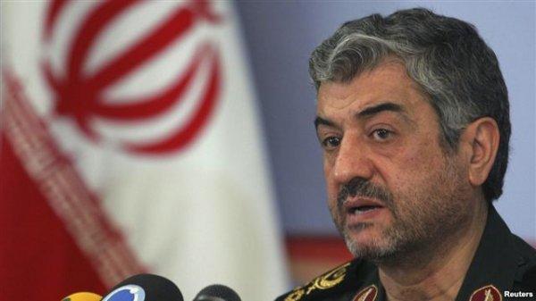 فرمانده سپاه: خطر اعتراضات سال ۸۸ از جنگ ایران و عراق بیشتر بود