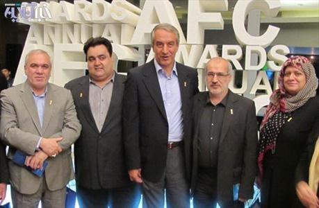 کفاشیان: AFCقول میزبانی ۲۰۱۹ را به ایران داده