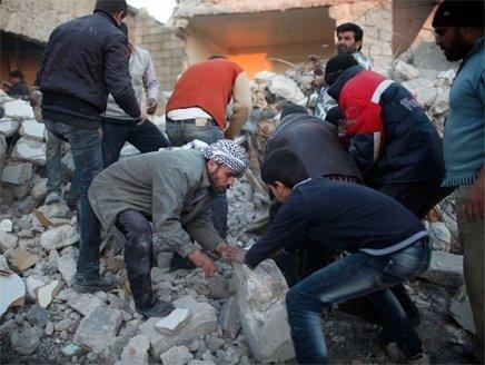 قتل عامی فجیع در سوریه - 392 کشته در یک روز