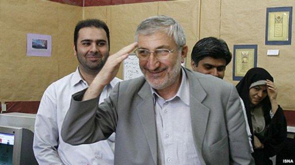 نخستین نامزد انتخابات ریاستجمهوری ایران رسما وارد صحنه رقابت شد