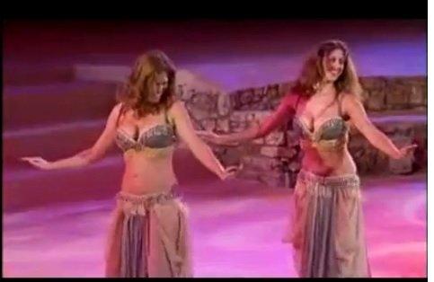 رقص عربی